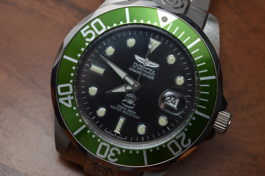 The Invicta Grand Diver can be purchased for less than £90.