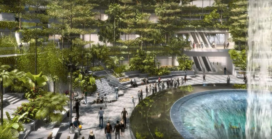 Jewel-Changi-Airport-waterfall-by-WET-6-889x455