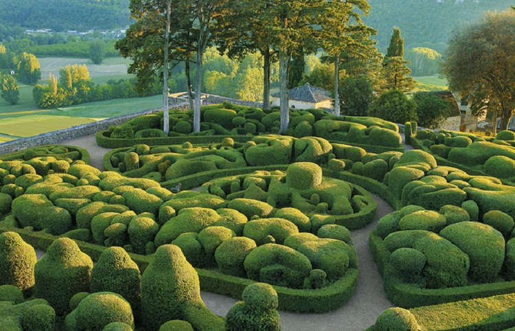 The-Gardens-at-Marqueyssac-Vézac-France
